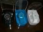 TRENDY Quartz Ρολόι Χειρός με Λουράκι Σιλικόνης (1 τεμ)