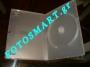 ΘΗΚΗ CD DVD 10,4mm ΔΙΑΦΑΝΗ ΜΟΝΗ - Κ5